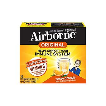 Airborne Effervescent Tablets With Vitamin C Triple Pack, 3/10 Tabs