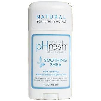 Honestly pHresh Deodorant, Soothing Shea 2.25 OZ