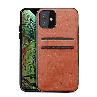 Anti-drop Leather Phonecase pour Apple iPhone 11 Pro 5.8""