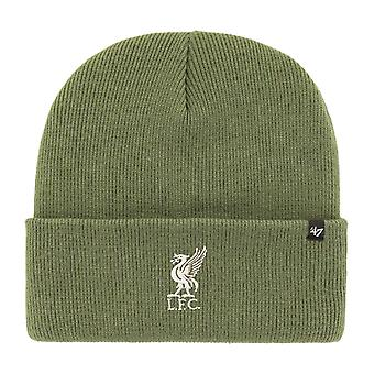 47 Brand Beanie Winter Hat - HAYMAKER FC Liverpool moss