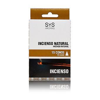 Incense Cones 15 units