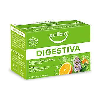Digestive herbal tea 15 infusion bags