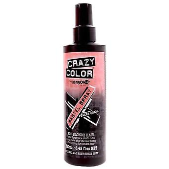 Renbow Crazy Color Pastel Spray - Peachy Coral 250ml