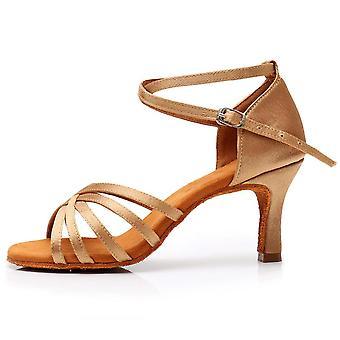 Professionelle Latin Dance Schuhe High Heeled/Mädchen/Damen