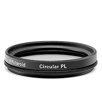 Polaroid-Optik mehrfach beschichteter kreisförmiger Polarisatorfilter [cpl] für 'on location' Farbsättigung, wom80873