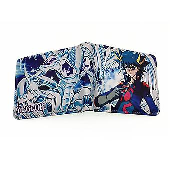 PU leather Coin Purse Cartoon anime wallet - Duel Monsters #430