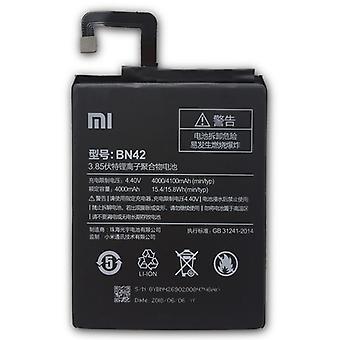 BN42 4000mAh ليثيوم البوليمر البطارية لA xiaomi Redmi 4