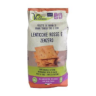 Biovegando Velette Red Lentils And Ginger 185g None