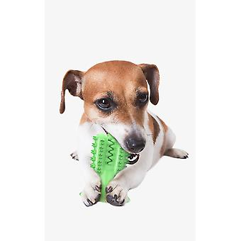 Dog Teeth Toys For Puppies Teething, Dog Cleaning Rubber Chew Toy,pet Toys Puppy Toys