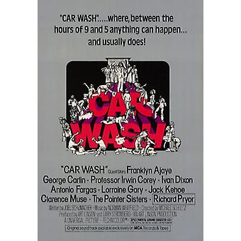 Car Wash filmposter (11 x 17)