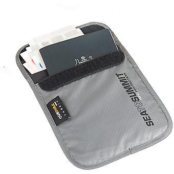 Sea to Summit RFID Proof Passport Pouch (Grey) - Grey