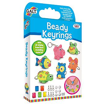 Galt toys beady keyrings, craft kit for children