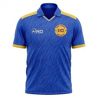 2020-2021 Sri Lanka Cricket Concept Shirt - Adult Long Sleeve