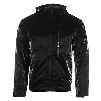 Rains Drifter Jacket - Black