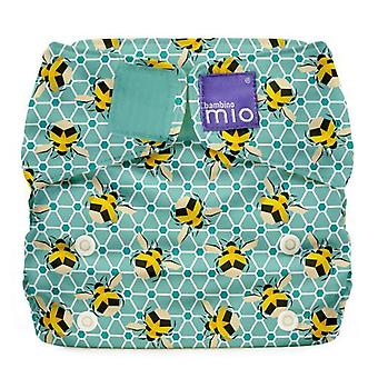 Bambino mio All in One Diaper Miosolo Bees