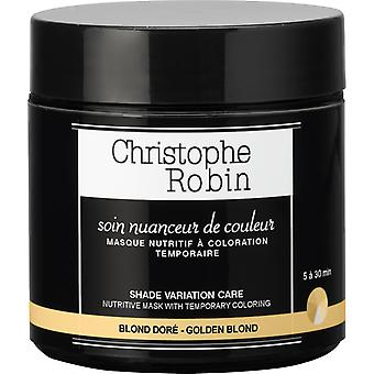 Dor Blond Color Shade Mask - Temporary Coloring