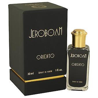 Jeroboam Oriento Extrait De Parfum Spray (Unisex) By Jeroboam 1 oz Extrait De Parfum Spray