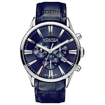 Roamer 508837 41 40 05 Superior Chrono watch 44 mm