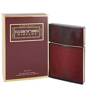 Nirvana Rose Eau De Parfum Spray By Elizabeth And James 1.7 oz Eau De Parfum Spray