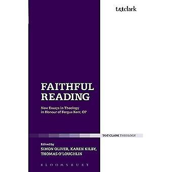 Lectura fiel: Nuevos ensayos en teología en honor de Fergus Kerr, Op