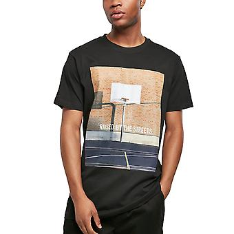 Mister Tee Graphic Shirt - RAISED BY THE STREETS