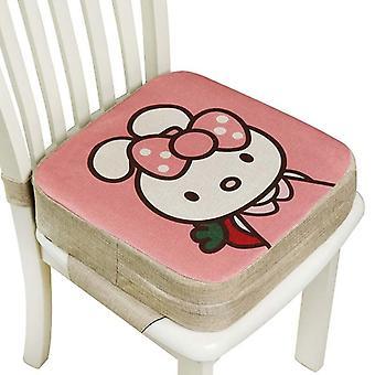 Dětská jídelní židle Booster Polštářek