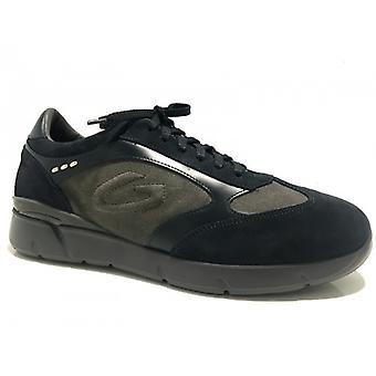 Мужские кроссовки Guardiani Спорт Глобус Синий Серый U16ag11