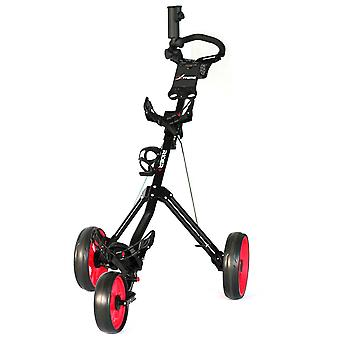 X-Treme Unisex 2021 Rider Paraplu houder Kostbaarheden Pouch Golf Trolley