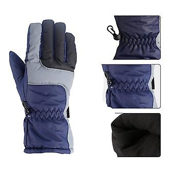 Windproof & Waterproof Snow Ski Gloves