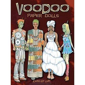 Voodoo Paper Dolls by KweiLin Lum