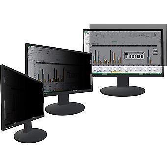 Wokex Desktop Privacy Filter, Blickschutzfolie für PC-Monitor, mit Premium Sichtschutz - 20 Zoll,