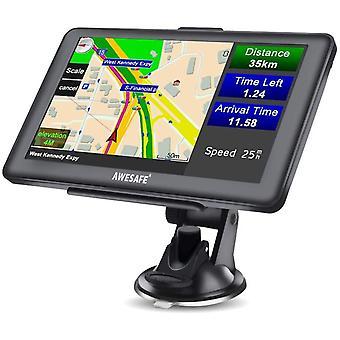 FengChun GPS Navi Navigation fr Auto LKW PKW KFZ Navigationsgert 7 Zoll Lebenslang Kostenloses