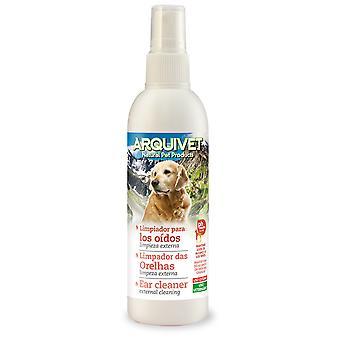 Arquivet puhtaamman luonnon ulkoinen korva 125 Ml (koirat, tallirenki & hyvinvointia, korva Care)