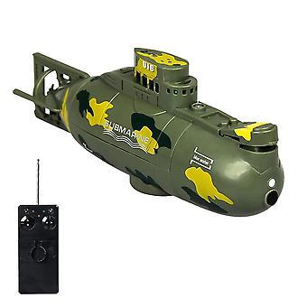 RCtown 3311M 6CH speed radio afstandsbediening (groen)