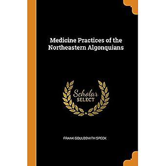 Práticas médicas do Nordeste Algonquians