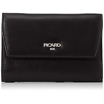 Picard Bingo - Women's Wallets, Black (Schwarz), 2x10x15 cm (B x H T)