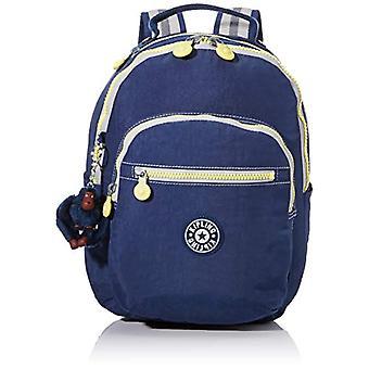 Kipling SEOUL S Casual Backpack, 35 cm, 14 liters, Blue (Blue Thunder)