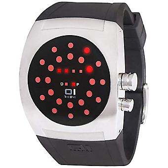 The One Analog Watch Unisex Quartz with Rubber Strap SW102R3
