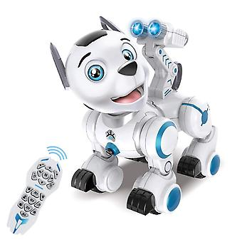 LE NENG TOYS K10 Intelligent Dog Remote Control Robot Dog Programmable Touch sense | RC Animales