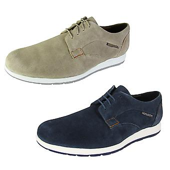 Mephisto Mens Valerio Lace Up Sneaker Shoes