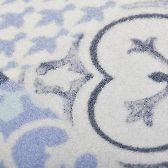 vidaXL Küchenbodenmatte Waschbar Mosaik 45x150 cm