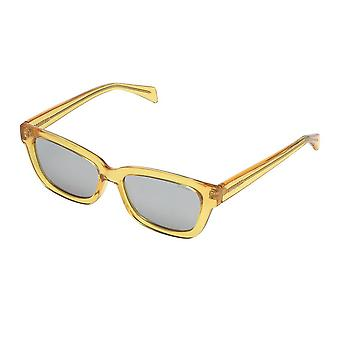 KOMONO Rocco yellow - gafas de sol mujer