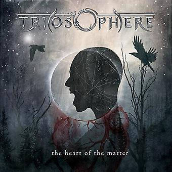 Triosphere - Heart of the Matter [CD] USA import