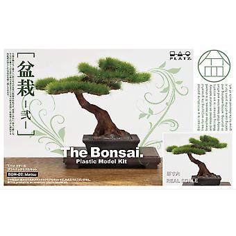 The Bonsai Plastic Model Kit Bon-02