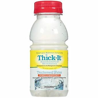 Kent Precision Foods Thickened Water Thick-It Clear Advantage, Unflavored, 8 Oz