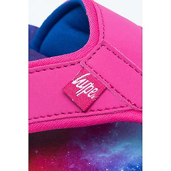 Hype Childrens/Kids Space Espuma Flip Flops