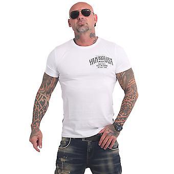 YAKUZA Men's T-Shirt Words Like Bullets