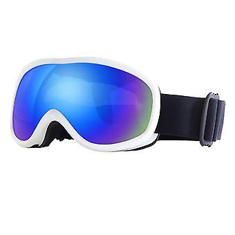 Ski goggles dubbele lens, winter sneeuw sport snowboard goggles, breed veld bol, 100% uv