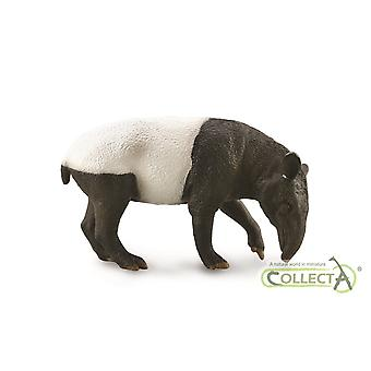 CollectA Malayan Tapir Collectable Animal Figurine Roleplay Toy Figure