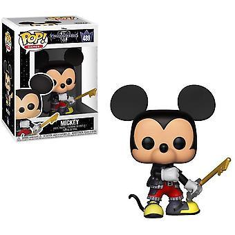 Mickey Kingdom Hearts 3 Funko Pop! Vinyl Figur #489